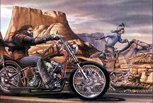 Cowboys, Cowgirls n Motorcycles
