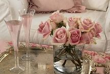 """❤ """"ShAbBy"""" ❤ / Pink and shabby chic!"""