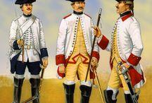 Seven Years and Napoleonic