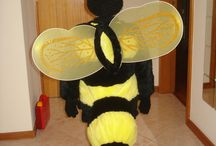 DIY - Carnaval 2015 / Fantasia de abelha - Bee costume