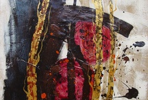 Abstract or Modern Paintings - Art