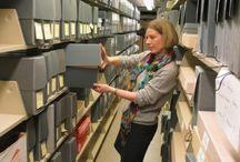 Archives, archivists and librarians