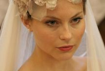 Bridal headdresses