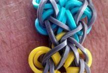 Rainbow Loom Ideas / by Norazlinda Ahmad