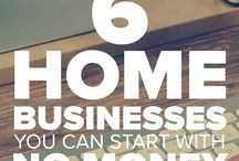 Start a Business with No Money / starting your own a business with no money, ideas, tips how to make money