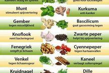 kruiden voor gezondheid