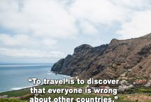Travel Quotes / My favourite travel quotes