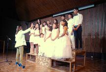 CORO INFANTIL CCE / Coro infantil CCE