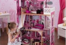 Toys Dolls / 1) Dolls 2) Dolls Accessories 3) Doll Houses 4) Doll cradle/ bed