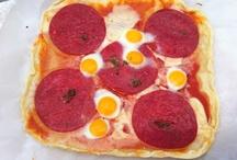 Pizza Arrabiata