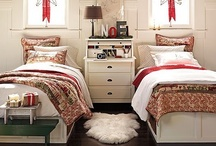 bedrooms / by Gayle Robertson