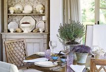 Dining Rooms & Table Arranging Ideas