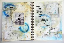 Art Journal/ Mixed Media