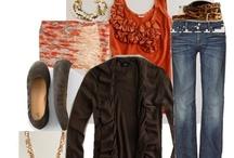 Fall/Winter Wardrobe Inspiration