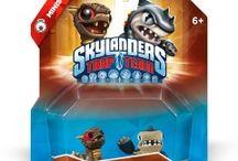 Skylanders: Trap Team Characters / Skylanders: Trap Team Characters