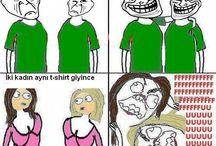 Kızlar ve Erkekler arasındaki farklar