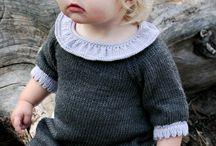 Knit kids Dress