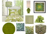 Trendy farba: olivová