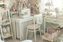 Sewing and Craft rooms / by Linda de Beyer