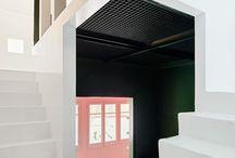 Minimal Architecture Interior