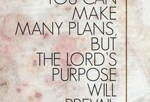 God has a Plan! / Without a doubt.  Over the past 4 years I have totally learned this.  In some ways, the hard way.  I love finding quotes and sayings that just confirm my belief.