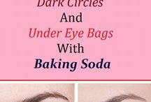Eyes bags treatment