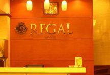 Công trình thi công phòng karaoke REGAL Hotel