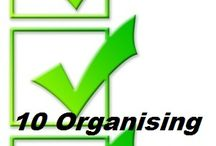 Organized / Organization tips and ideas