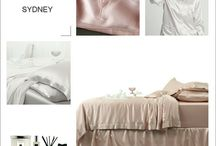 Silk Bed Sheet Sets / SILK ONLY Luxurious 22 mm Silk Bedding Sets. Good For Hair And Skin. Quality Life.