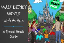 Disney Special Needs / Resources and personal stories about traveling to Disney with special needs. As a Canadian registered occupational therapist and travel agent, Amy Wear can help you through the Disney vacation planning process. Email amy@clickthemouse.ca.