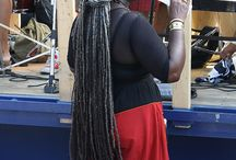 Dreadz / Different styles and versitilities of dreadlocks hairstyles on both male and female.