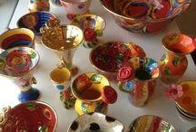 pottery  / by Janet Stapleton