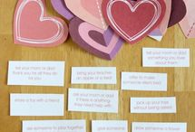 Valentine's is our way of coping with the end of CMAS  / by Amber Bell
