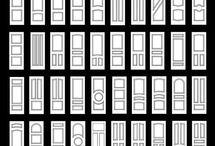 Pintu contoh 100