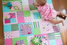 Dětské quilty/Children quilts