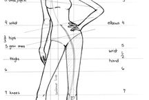 basic fashion sketch