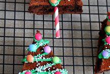 Sapin pop cake