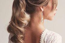 Ślub fryzura