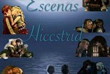 Hiccstrid / Momentos Love Hiccstrid