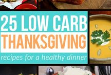 LCHF - Thanksgiving Dishes