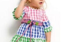 trajes de niña