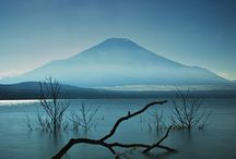 Fuji from japan