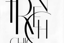 Typography / A collection of typography we love!