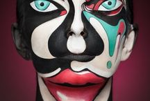 Dipinti del viso