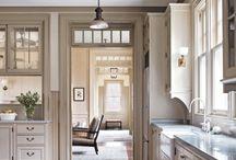 kitchen recast... / by Beth Garland