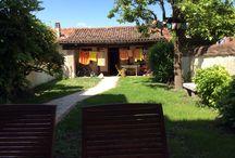 Small garden / Casa mia