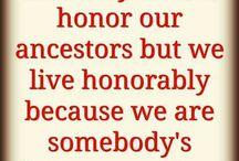 Ancestors Quotes