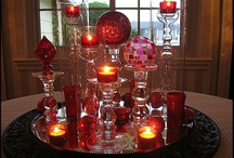 home decorating ideas / by Angie Cline
