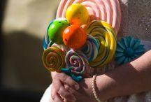 Candy Bouquets / by Luz Encinas