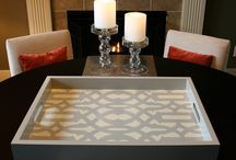 DIY Projects for the Home / Ideas on things to make and do to make my house cooler and prettier. Love!